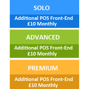 Add-On POS Front-End Licenses