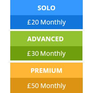 Solo-Advance-Premium Subscriptions